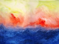 Brushfire II Fine-Art Print