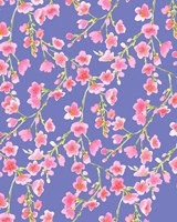 Cherry Blossom Blue Fine-Art Print
