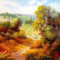 Autumn Path Fine-Art Print