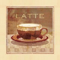 Latte Fine-Art Print