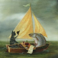 The Voyage of The Antipodean Fine-Art Print