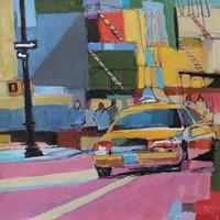 Midtown Mosaic Fine-Art Print
