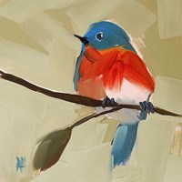 Bluebird No. 21 Fine-Art Print