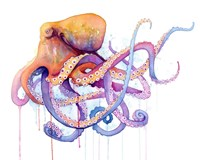 Octopus 2 Fine-Art Print