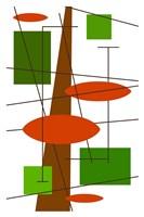 Rauth in Green Fine-Art Print