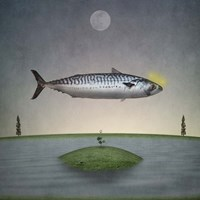 Holy Mackerel Fine-Art Print