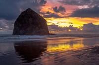 Cannon Beach Sunset Fine-Art Print