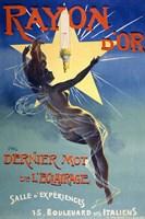 Rayon d'Or Fine-Art Print