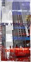 New York Sky II Fine-Art Print