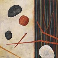 Sticks and Stones II Fine-Art Print