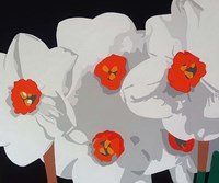 White Narcissus Fine-Art Print