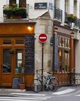 Rue de la Colombe Fine-Art Print