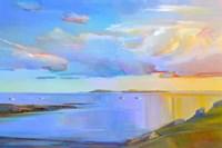 Summer Cove Fine-Art Print