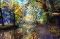 Autumn Walk Fine-Art Print
