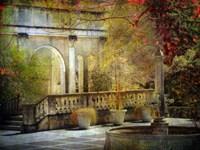 Courtyard Fine-Art Print