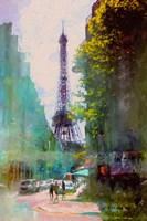 Paris Street Fine-Art Print