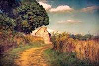 Webb Farm House Fine-Art Print