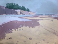 Fourth Cliff Fine-Art Print