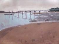Morning Low Tide Fine-Art Print