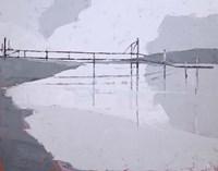 Tidal River Fine-Art Print