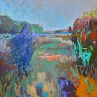 Color Field 45 Fine-Art Print