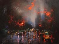 Rainy Day 6 Fine-Art Print