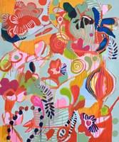 Femme Assise Fine-Art Print