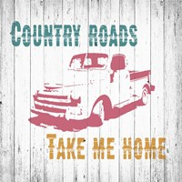 Country Roads Fine-Art Print