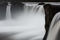 Waterfall Mist Fine-Art Print