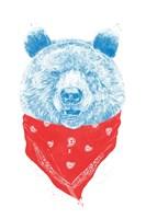 Wild Bear Fine-Art Print