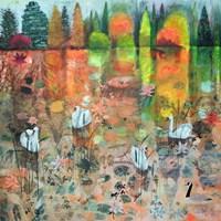 Golden Lake Fine-Art Print