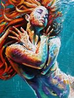Floating in Color Fine-Art Print
