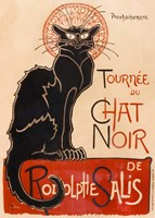 Chat Noir Fine-Art Print