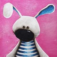 The Blue Bunny Fine-Art Print