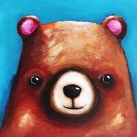 The Brown Bear Fine-Art Print