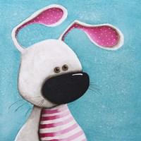 The Pink Bunny Fine-Art Print