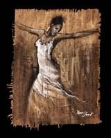 Graceful Motion I Fine-Art Print