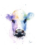 Abstract Cow Fine-Art Print