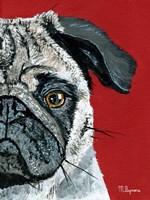 Pug a Boo Fine-Art Print