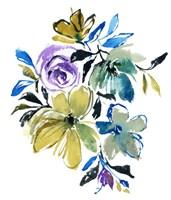 Blue Notes Fine-Art Print