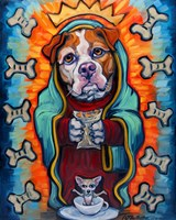 Our Lady of Perpetual Dog Biscuits Fine-Art Print