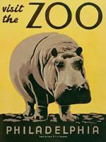Visit the Zoo Fine-Art Print