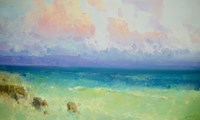 Ocean Side - Pacific Highway Fine-Art Print