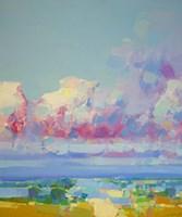 Purple Clouds Fine-Art Print