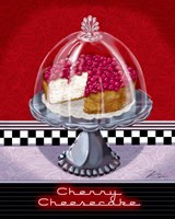 Cherry Cheesecake Fine-Art Print