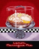 Lemon Meringue Pie Fine-Art Print