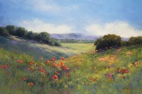 Poppies with a View Fine-Art Print