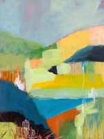 Coastal Hills Fine-Art Print