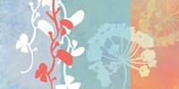 Coral Flowers Fine-Art Print