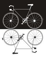 Two Bikes Fine-Art Print